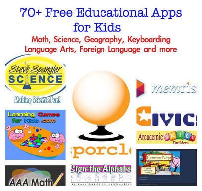 70+ Free Educational Games | The 21st Century | Scoop.it