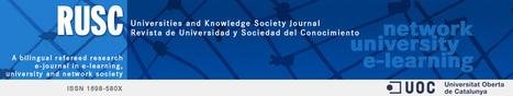 Twitter como recurso para evaluar el proceso de enseñanza universitaria. RUSC. Universities and Knowledge Society Journal | Bibliotecas y Educación Superior | Scoop.it