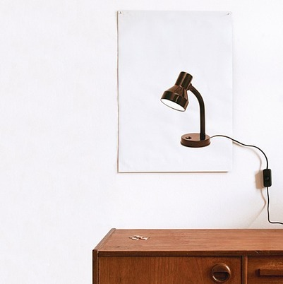 Le poster radio réveil de Finn Magee | Les tendances déco-design de Moodds | Scoop.it