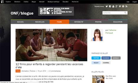 12 films pour enfants à regarder pendant les vacances d'été | | CDI RAISMES - MA | Scoop.it