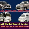 South Delhi Travel Center- Tempo Traveller and Volvo bus Service By Tour  Call: +919811181111