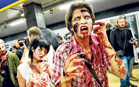There are zombies among us - Telegraph | Parasites | Scoop.it