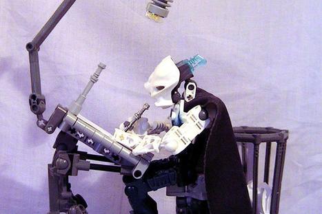 UP' Magazine - Vers la fusion homme-machine | Conscience - Sagesse - Transformation - IC - Mutation | Scoop.it