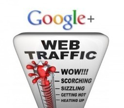 How to Use Google+ to Drive Traffic to Your Site | Submitedge Blog | How to use Google+ in your internet marketing + content strategy | Scoop.it