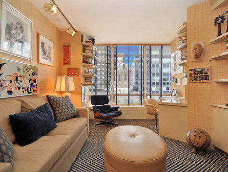 Contemporary Penthouse Interior with NY Design | 2012 Interior Design, Living Room Ideas, Home Design | Scoop.it