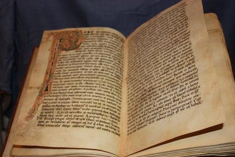 Codex Calixtinus: Deluxe Facsimile Edition | Codex Calixtinus | Scoop.it