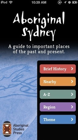 Aboriginal Sydney 2nd Edition | Teaching history and archaeology to kids | Scoop.it