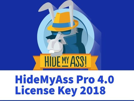 HideMyAss – HMA PRO 4 0 VPN License Key M