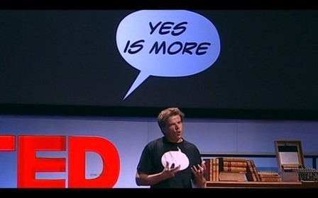 The 10 Most Inspirational TED Talks for Architects | The Architecture of the City | Scoop.it