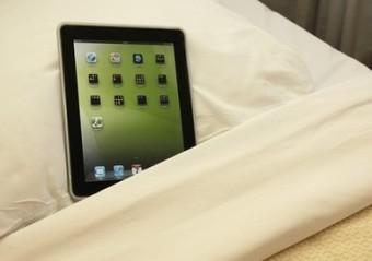 UZA laat patiënten maaltijden bestellen op iPad | e-Skills Showcase Céline Merchiers | Scoop.it