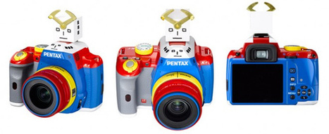Pentax Obviously Has No Respect For Our Eyes | All Geeks | Scoop.it