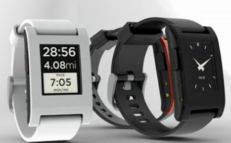 What's So Great About the Pebble Smartphone Watch? | Stretching our comfort zone | Scoop.it
