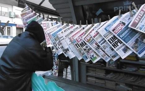 Με barcode η πώληση των εφημερίδων για έλεγχο της κυκλοφορίας τους   Greek Media News   Scoop.it