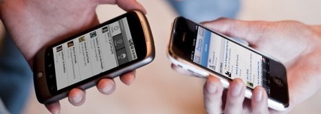 The Growth of Social Media on Mobiles | Mobile Marketing Strategy and beyond | Scoop.it