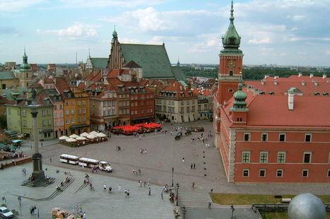 Smart tourisme : à Varsovie, des beacons pour être guidé les yeux fermés | Objets connectés, Tag2D & Tourisme | Scoop.it