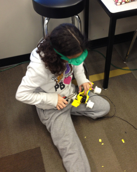 MAKE | Transforming a School Library Into a Makerspace | Magia da leitura | Scoop.it