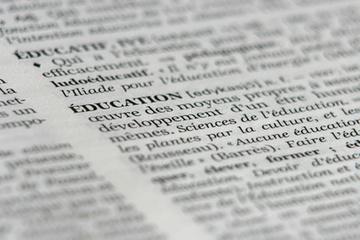 Vocabulaire Français - Avancé - Lexique de l'enseignement supérieur | sophie | Scoop.it