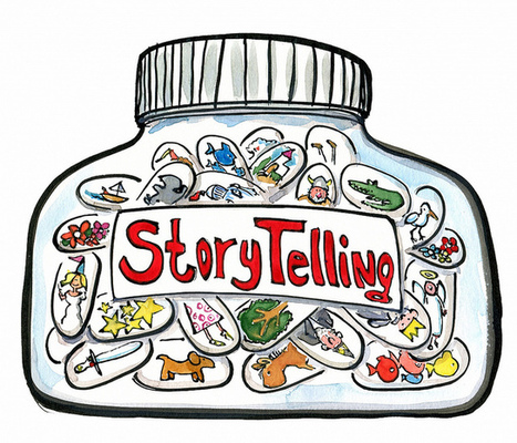 Become the David Mamet of Marketing With These 3 Storytelling Tips | Brand Stories | Scoop.it