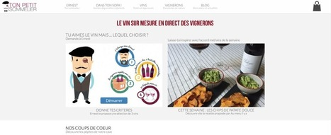 Quand le digital se met au service des amateurs de vin | Vin 2.0 | Scoop.it