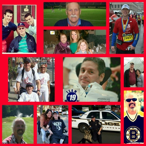 David McNeice runs Chicago Marathon for ALS- Sunday October 9, 2016- GO DAVID!   #ALS AWARENESS #LouGehrigsDisease #PARKINSONS   Scoop.it