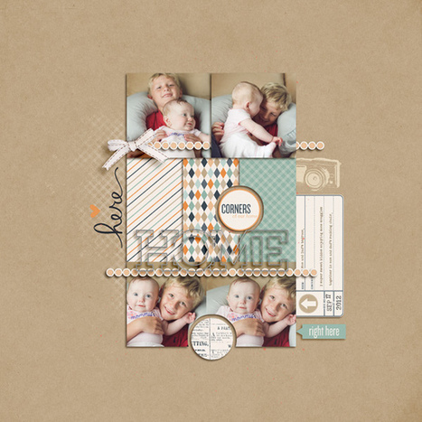 November Challenges « The Lilypad Digital Scrapbooking Blog | Curation Education & Design | Scoop.it