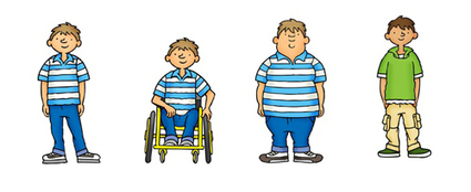 Futurity.org – Kids aren't kind to chubby cartoons | Edu's stuff | Scoop.it