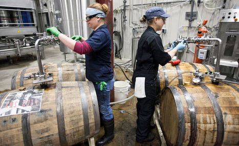 The KBS story: How a barrel-aged stout became a craft beer phenomenon | Eat Local West Michigan | Scoop.it