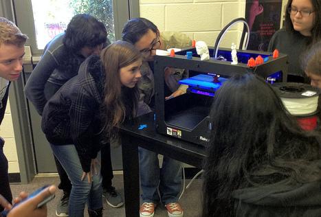 UK Schools to Get 3D Printers? | Inside3DP | Peer2Politics | Scoop.it