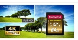 SD cards ready to Transcend to 4K recording | DSLR Video Studio Handbook™ | DSLR video and Photography | Scoop.it