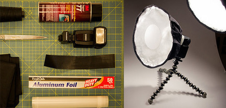 Make a DIY Collapsible Beauty Dish | DSLR video and Photography | Scoop.it