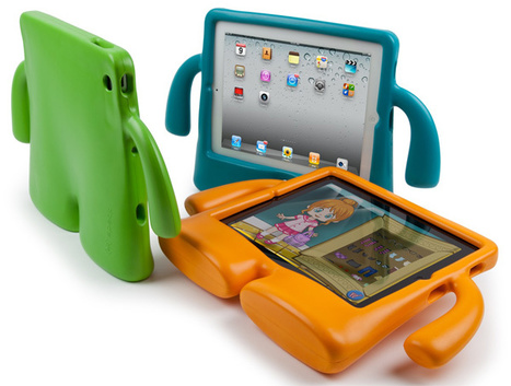 Speck iGuy Case for iPads Doesn't Walk, But it Stands | All Geeks | Scoop.it