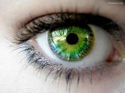 What Does Your Eye Colour Say About You? - Billionaires Australia | Eyes Make Art | Scoop.it