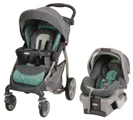 Graco Stylus Classic Connect LX Travel System Winslet
