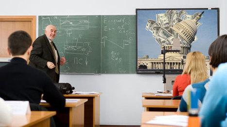 Millions from Education Lobby to Block Budget Cuts | TRENDS IN HIGHER EDUCATION | Scoop.it