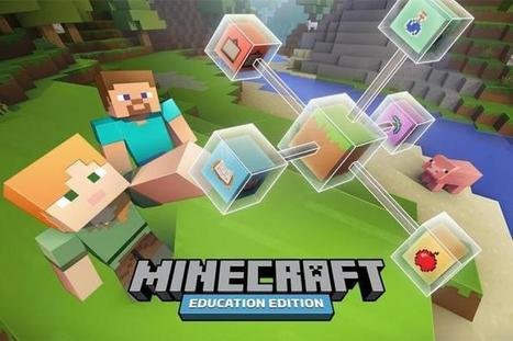 How Minecraft unlocks creativity and collaboration in classrooms | Digital Delights - Avatars, Virtual Worlds, Gamification | Scoop.it