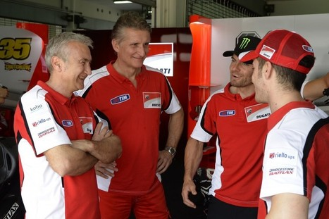 Ducati Team, Sepang, Day 3 | Ductalk Ducati News | Scoop.it