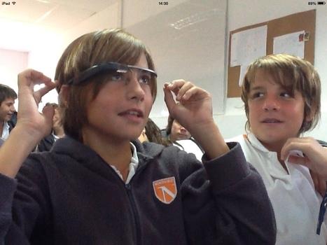 Conectados: Google Glass: una ventana al futuro | Bitácora de una profesora digital | Scoop.it