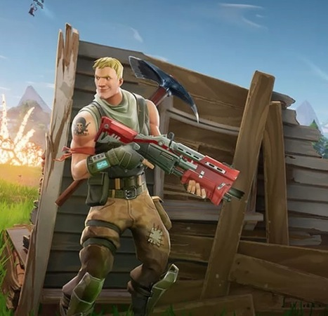 Download Fortnite Battle Royale IPA and Install