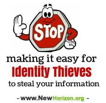 Stop Making It Easy For Identity Thieves to Steal Your Information | Money Savings to a better Life | Scoop.it