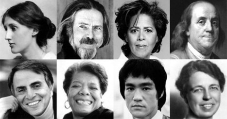 Self-Refinement Through the Wisdom of the Ages: New Year's Resolutions from Some of Humanity's Greatest Minds | Wise Leadership | Scoop.it