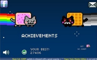 Nyan Cat: Lost In Space - Applications Android sur Google Play | Android Apps | Scoop.it