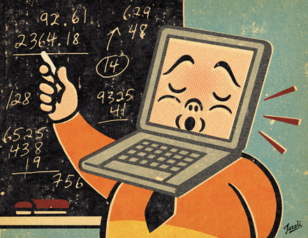 Lessons from the Digital Classroom - MIT Technology Review | Instructional Technology | Scoop.it