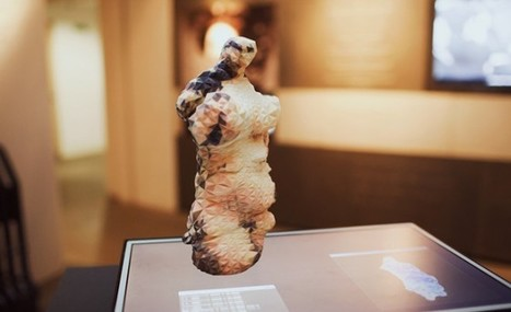 Artist Creates Modern Venus de Milo Using Google Images and 3-D Printing | Wired Design | Wired.com | FabLabs & Open Design | Scoop.it