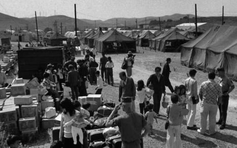 Vietnamese refugees began new lives in Camp Pendleton's 1975 'tent city' | Business News & Finance | Scoop.it