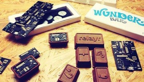 WunderBar Is An Internet Of Things Starter Kit For App Developers | TechCrunch | Mesh Networks | Scoop.it