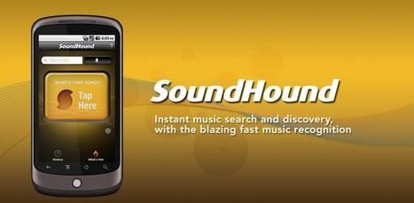 Soundhound app free