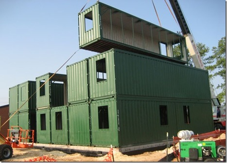 Large Container Homes containerliving – shipping container