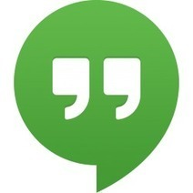4 Ways to Enhance Your Class with Google Hangouts | E-Learning | Scoop.it