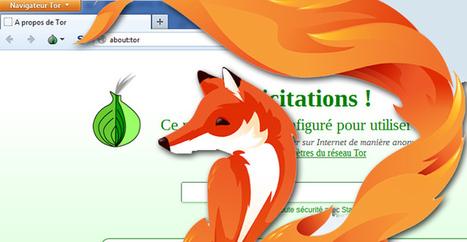 Firefox pourrait intégrer Tor en natif pour la navigation anonyme | François MAGNAN  Formateur Consultant | Scoop.it