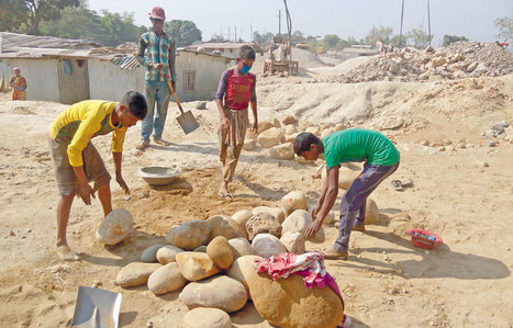 Workers dogged by dust and disease | Dhaka Tribune | Occupational and Environment Health | Scoop.it